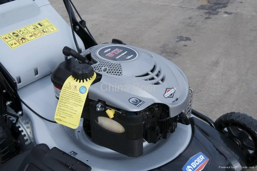 20inch Gasoline Lawnmower with B&S engine 2