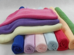 Microfiber car towel