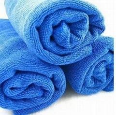 Microfiber car towel