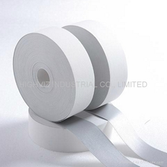 Silver Color Flame Retardant Reflective Tape