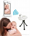 Wifi Video Camera for Remote viewing