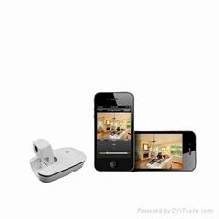 HD Mini WiFi Camera Supports Internet