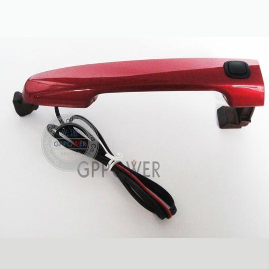 Toyota RAV4 alarm system - GP-003 - GPPOWER (China Manufacturer