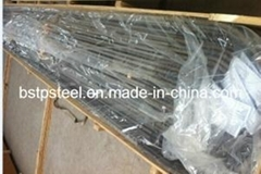 U Bend Stainless Steel Tube ASTM A213 Heat Exchanger Tube