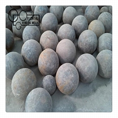 forged grinding steel media ball
