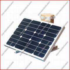 Solar LED Type B Medium-Intensity Obstruction Aviation Light