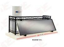平板太阳能热水器阳台壁挂100L