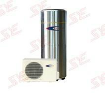 家用空气能热水器150L不锈钢 1