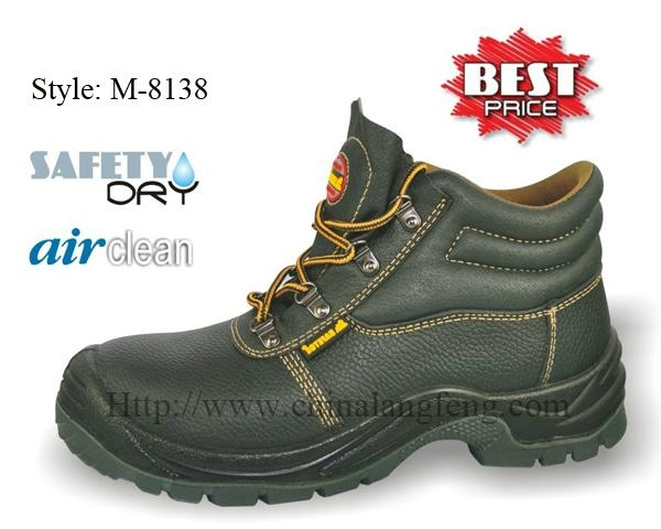 safety leather shoes  2
