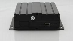 3G车载视频监控主机
