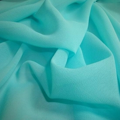 雪紡 滌綸染色布