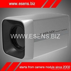 Megapixel HD-SDI Camera