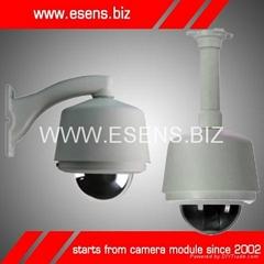 High-speed PTZ Dome Cameras,