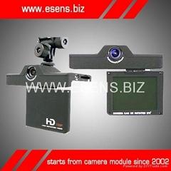 1080P HD H.264 MPEG4 148° Diagonal Field of View Car Blackbox DVR