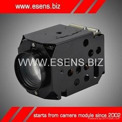 1/3-inch CMOS 10x HD Zoom Camera Module