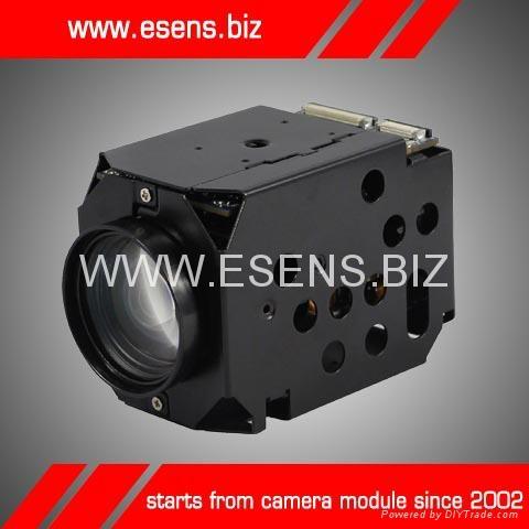 1/3-inch CMOS 10x HD Zoom Camera Module  1