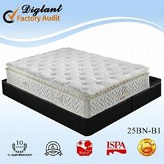 bedroom cheap sponge mattress (25BN-B1)