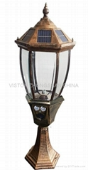 lamp type cctv cameras