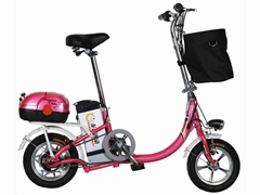 Electric bike US$339 -Li-ion battery -CE certified -2014 -New model