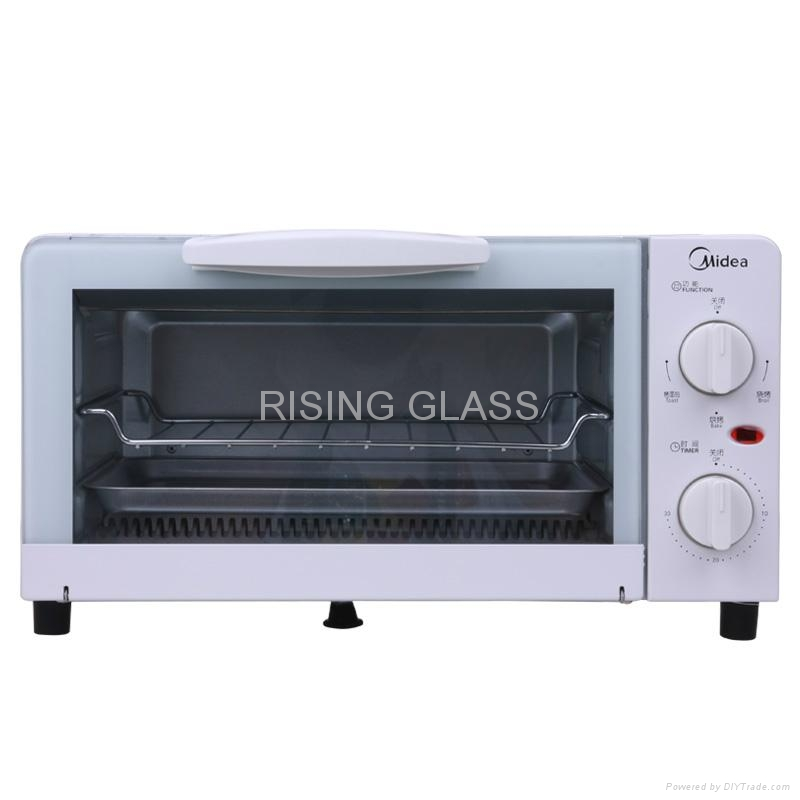 Electric Oven Glass 1