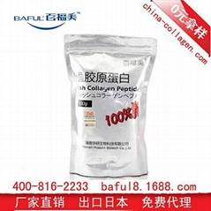 百福美 100% 纯鱼胶原蛋白粉