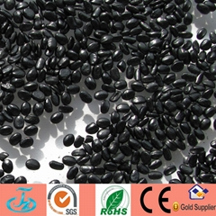 Economic black masterbatch for general-purpose film application