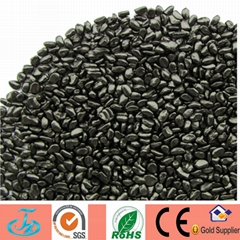 Carbon Black Masterbatch for PP/PE injection molding and sheeting application