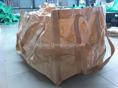 Bark Bulk Bag-FIBC Super Sacks
