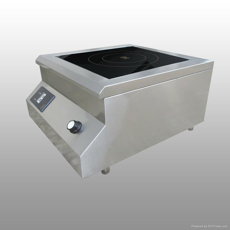 Countertop Single Burner : single burner cooktop range stainless steel countertop commercial ...