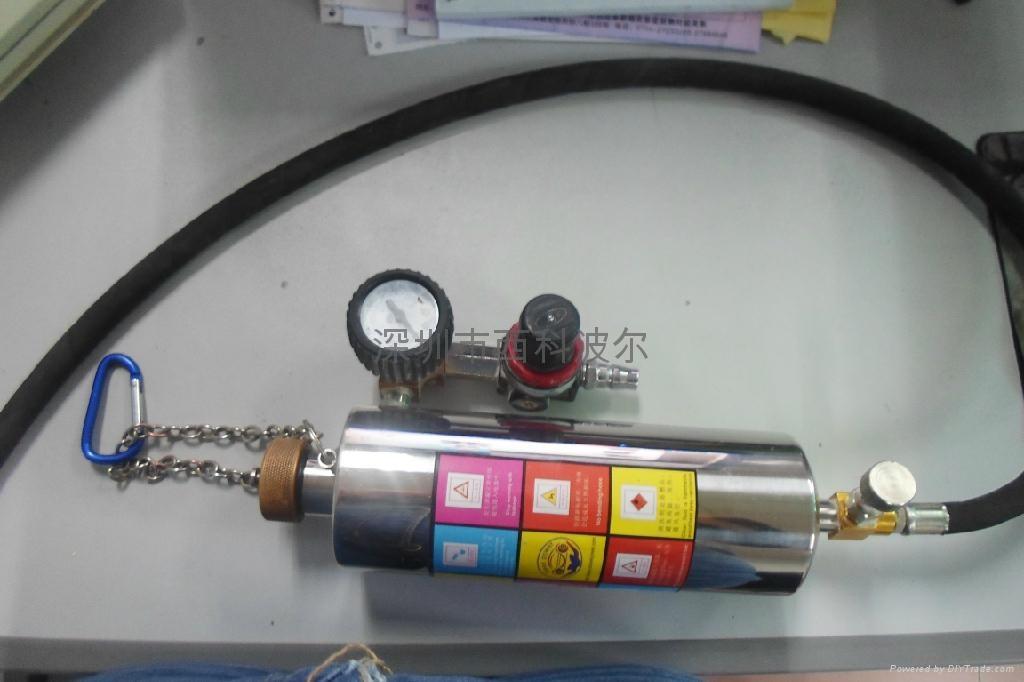 燃油系统单吊瓶免拆清洗机                  3