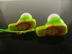 Creative slipper earphone