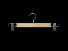 wooden hanger for bottom trousers