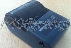 Portable thermal printer with batteries RPP-02
