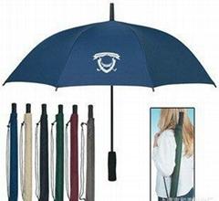Wholesale Personalised Golf Straight Umbrella