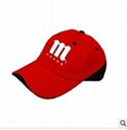 Custom Advertising Mens Embroidery Snapback Baseball Team Caps