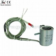 High density hot runner coil heaters
