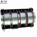 Air Cooling Ceramic Heater With Copper