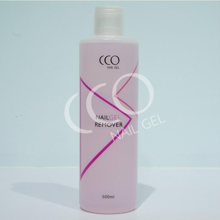 CCO Soak-off UV Gel nail polish gel cleanser 1