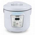 Digital rice cooker--RICCO