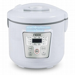 Digital rice cooker--RICCO