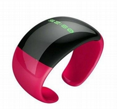 Hot Selling Bluetooth Bracelet Watch with Caller ID