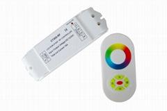 RF remote RGB controller