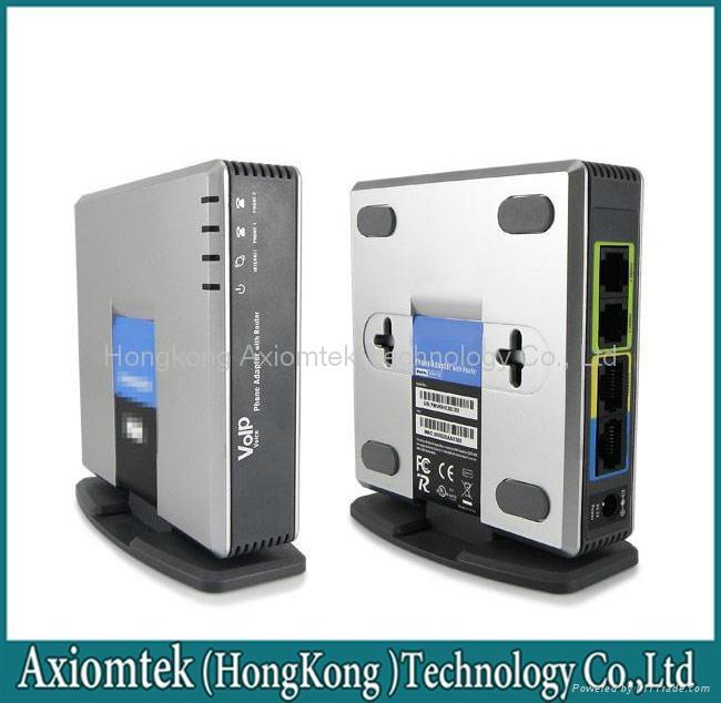 Cisco Linksys SPA2102 voip phone gateway Unlocked