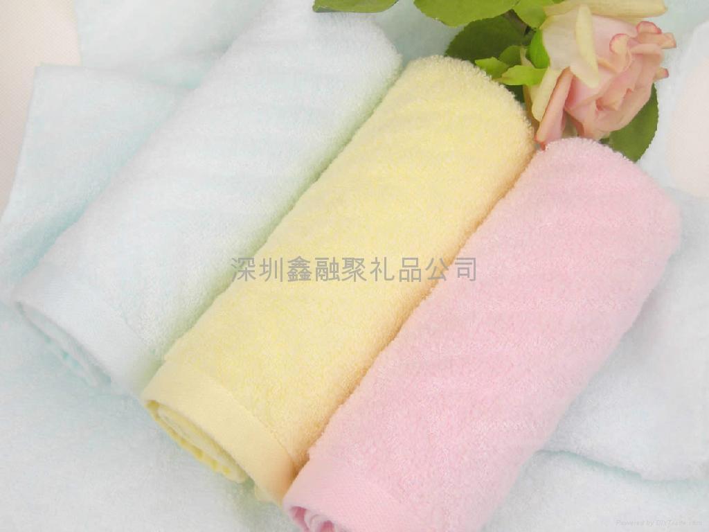 弱捻断档毛巾 1