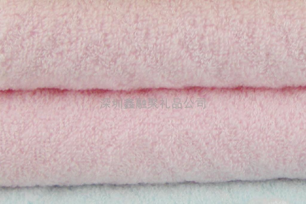 弱捻断档毛巾 3