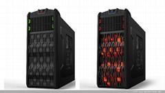gaming atx desktop pc case