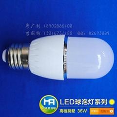 鑄鋁LED球泡燈
