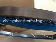 硬質合金鋼帶鋸條