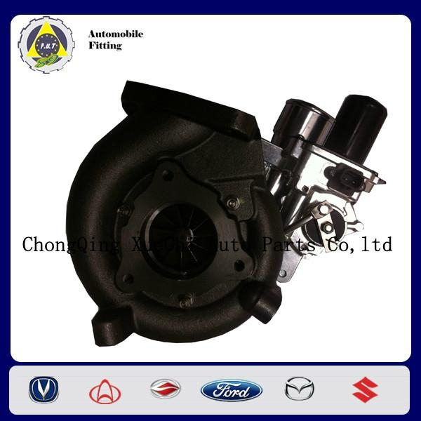CT16V 17201-OL040 17201-0L040 Turbocharger with electric actuator for Toyota  3
