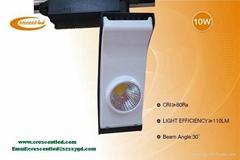 10w LED track light